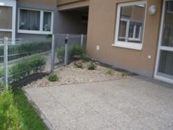 Realizace zeleně Bystrc - Kamechy