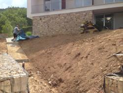 Realizace zahrad u RD Brno - Jundrov