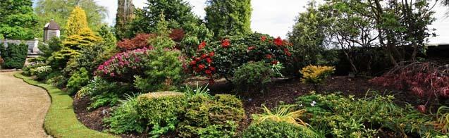 Realizace a údržba zahrady a zeleně